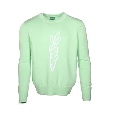 Carrots By Anwar Carrots Carrot Knit Sweater (Sage Green) Men