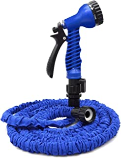 ActionEliters Garden Hose, Water Hose, Hose Reel, Best Hoses, Expandable Garden Hose with Double Latex Core, Extra Strength Fabric - Flexible Expanding Hose
