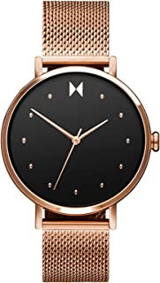 DOT Collection | Women's Watch | Rose Gold Steel Mesh