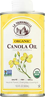 La Tourangelle, Organic Canola Oil, 16.9 Ounce (Packaging May Vary)