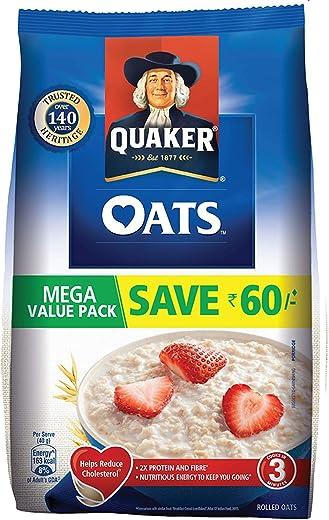Quaker Oats Pouch, 2 kg 1