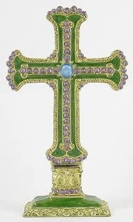 Standing Tabletop Ornate Cross Collection / Gift, Wedding,1st Communion, Baptism& Christening favor