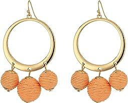 SHASHI - Matilda Hoop Earrings