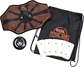 Gymform Total ABS - Elektrostimulatie riem.