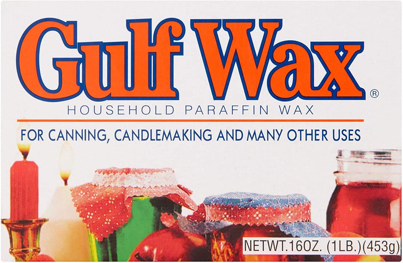 Our shop most popular Gulfwax Paraffin Wax Max 88% OFF Lb. 1