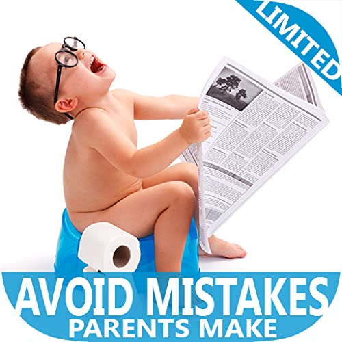 Parent Avoid Mistake During Potty Training Your Kids - Best Potty Train Guide & Quick Tips For Beginner Parents