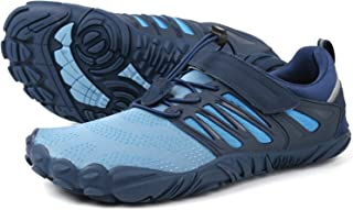 WHITIN Men's Minimalist Trail Runner | Wide Toe Box |...