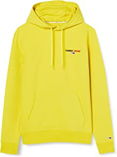 Tommy Jeans TJM Tommy Chest Graphic Hoodie SWEAT SHIRT, Homme