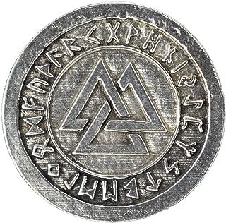 Viking Charm Pewter Lapel Pin, Brooch, Jewelry, G29