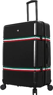 Mia Toro Italy Nastro Hard Side 30 Inch Spinner Luggage