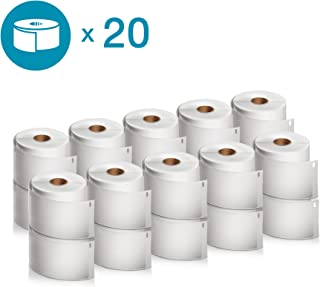 DYMO Authentic LW 超大发运标签 标签打印机 白色 20 rolls of 220
