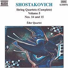 Shostakovich: String Quartets Nos. 14 And 15