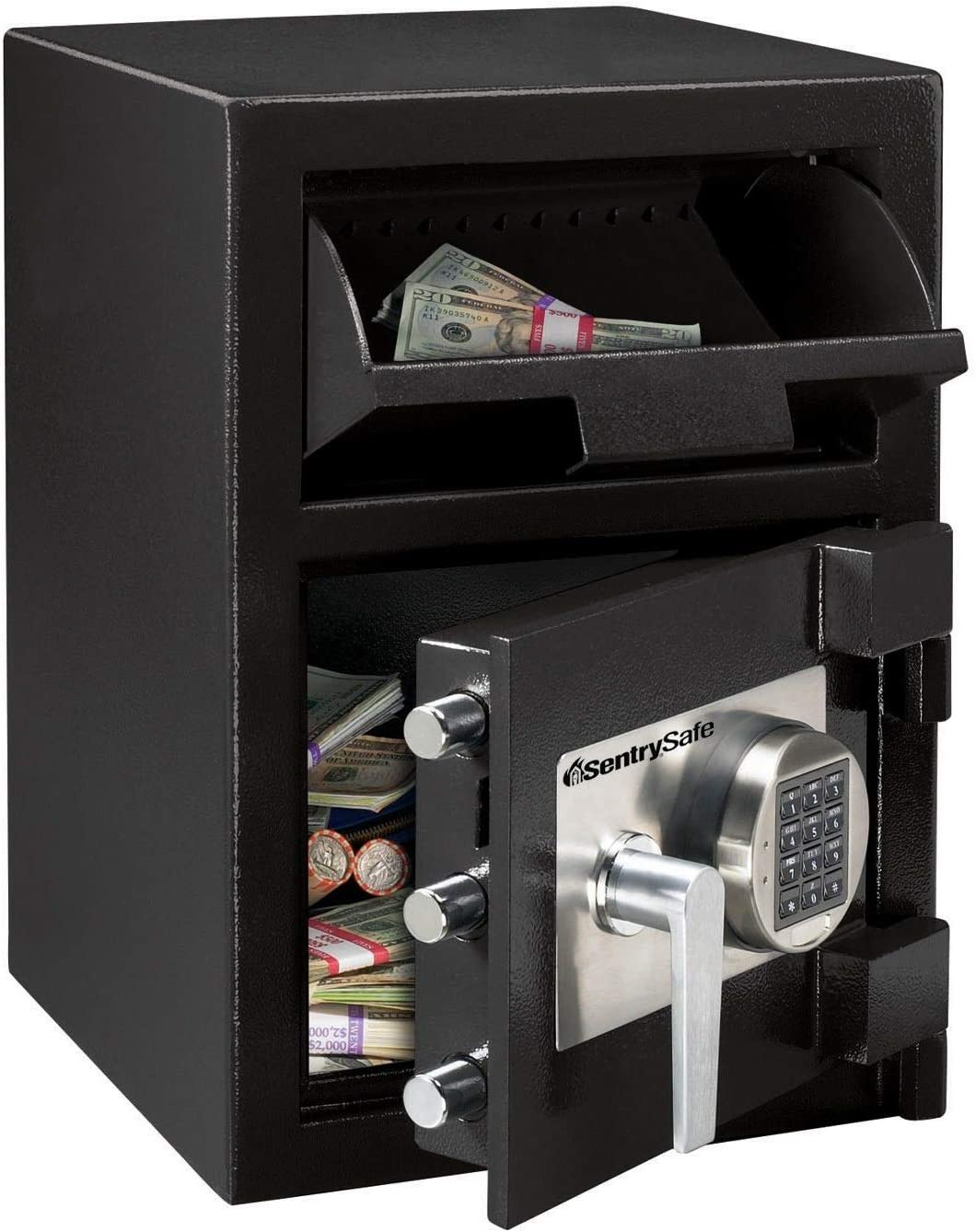 Sentry Max 42% OFF Safe DH-074E Front Depository Loading SentrySafe by Spring new work one after another