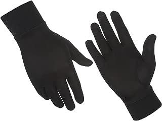 ALASKA BEAR - Natural Silk Liner Gloves Unisex