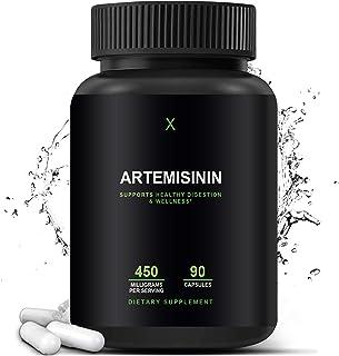 Sponsored Ad - Artemisinin 450 mg - Artemisia Annua - Sweet Wormwood Extract - Artemisinin Capsules Support Healthy Aging,...