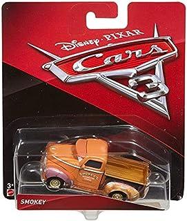 مجسم شخصية سيارة سموكي المصنوعة بالصب من فيلم كارز 3 من ديزني بيكسار
