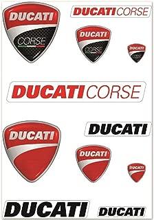 ducati racing decals