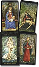 Golden Botticelli Tarot (English, Spanish, French, German and Italian Edition)