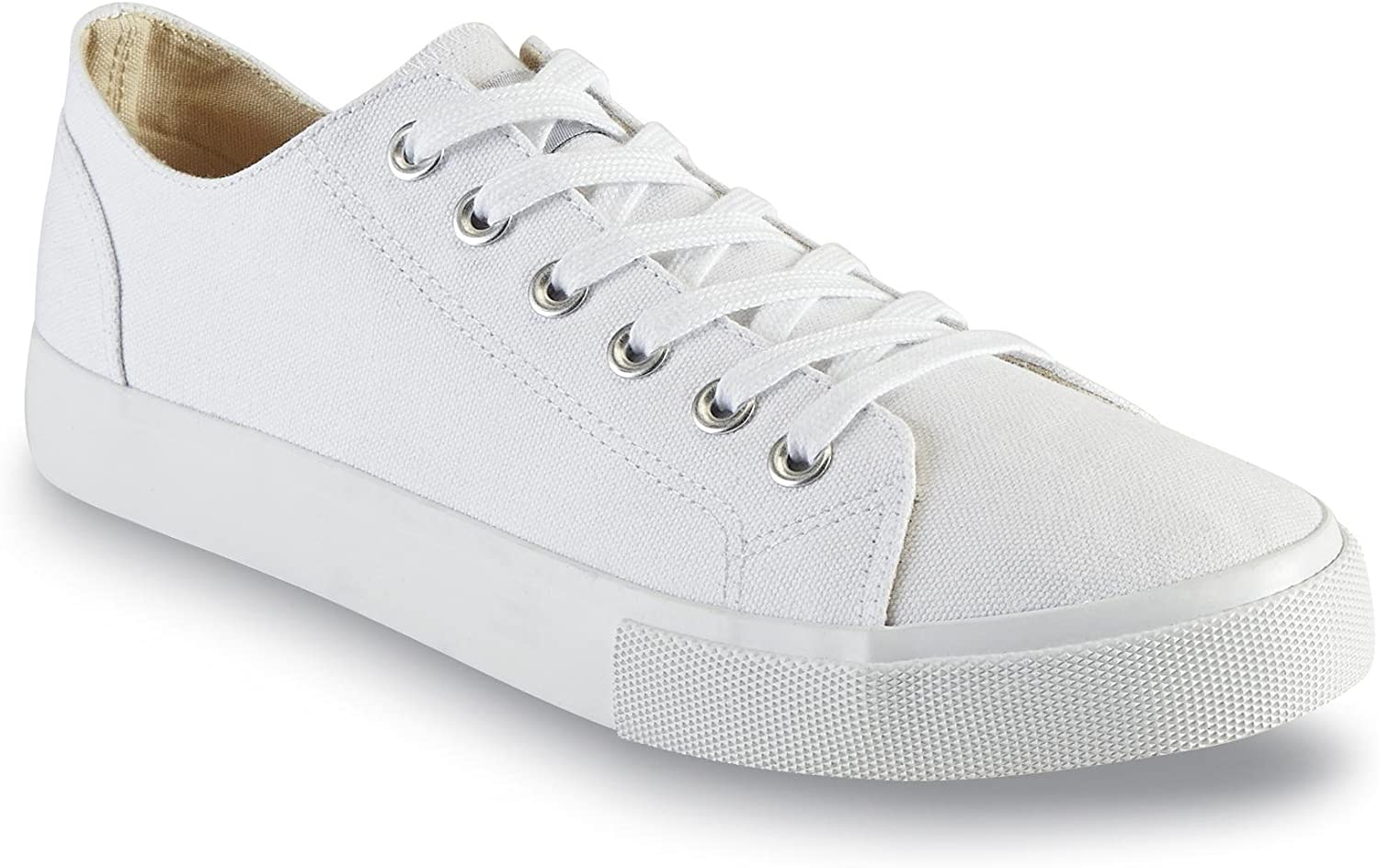 Joe Boxer Men's Union Canvas Oxford Sneaker