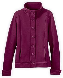 Fair Trade Organic Cotton Fleece Favorite Jacket