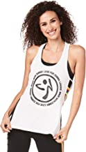 Zumba Women's Open Side Tank Top