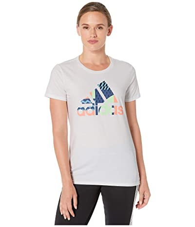 adidas Global Citizen Tee (White) Women