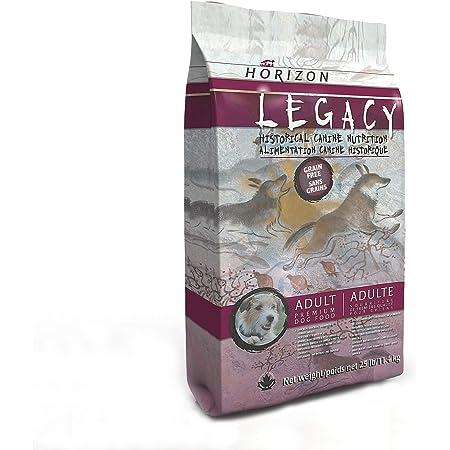 HORIZON PET NUTRITION Legacy Adult Grain Free, Non GMO, Meat Dense Dry Dog Food