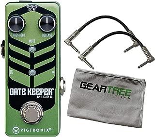 Pigtronix Gatekeeper Micro Gate Effects Pedal