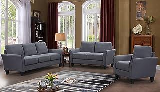 Amazon.com: 3 Pieces Living Room Sets