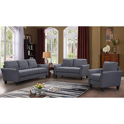 Sofa And Chair Set Amazon Com