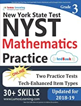 New York State Test Prep: 3rd Grade Math Practice Workbook and Full-length Online Assessments: NYST Study Guide