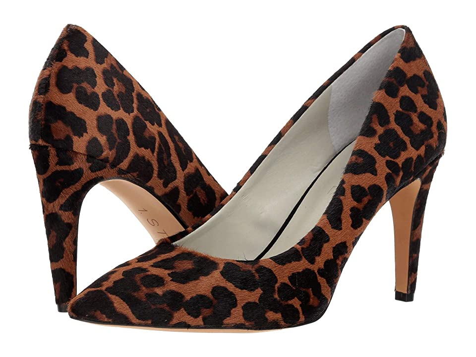 1.STATE Hedde 2 (Whiskey Multi/Leopard Haircalf) Women