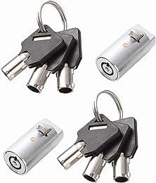 Top Rated in Vending Machine Keys & Locks