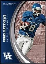 MultiSport MultiSport 2016 Panini Kentucky Wildcats #14 Chris Matthews