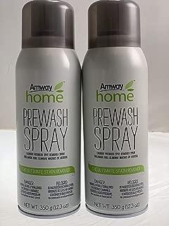 Amway Legacy of Clean Prewash Spray Canister 12.3oz New (12.3 Oz) (12.3 Oz) (2 Pack(12.3 Oz))