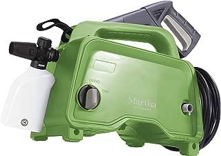 Martha Stewart MTS-1450PW 11-Amp Electric Hand-Carry Portable Pressure Washer, Bay Leaf Green