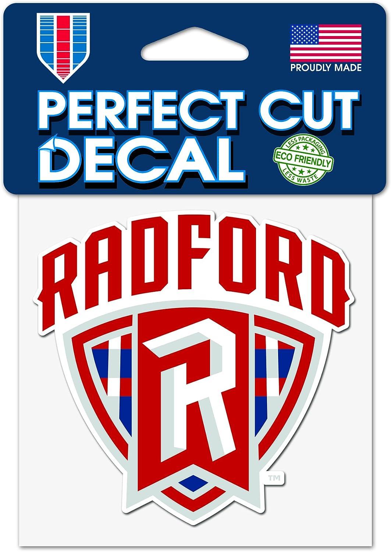 WinCraft Radford Highlanders 4 x4  Die Cut Decal