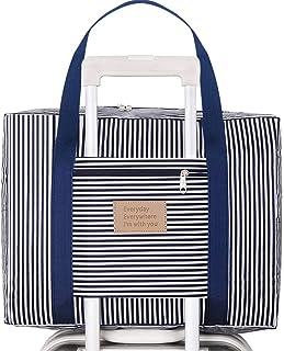 Foldable Travel Duffel Bag Fashion Lightweight Waterproof Storage Carry Luggage Tote Bag