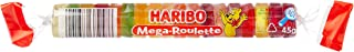 Haribo Mega Roulette Fruit Gummies, 40 x 45 Grams