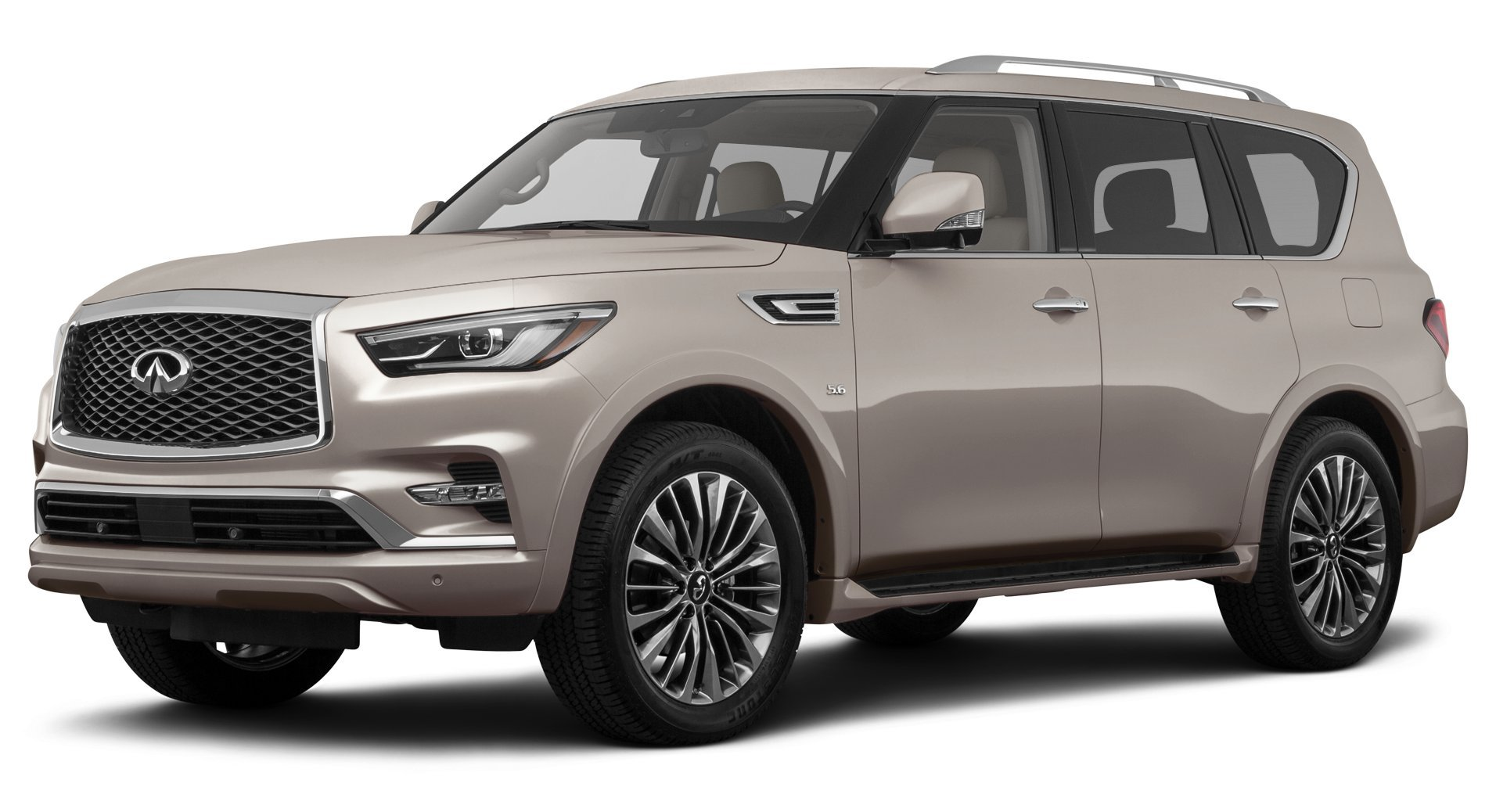 ... 2018 Infiniti QX80, All Wheel Drive ...