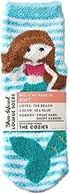 Bath and Body Works AMY THE MERMAID Shea-Infused Lounge Socks