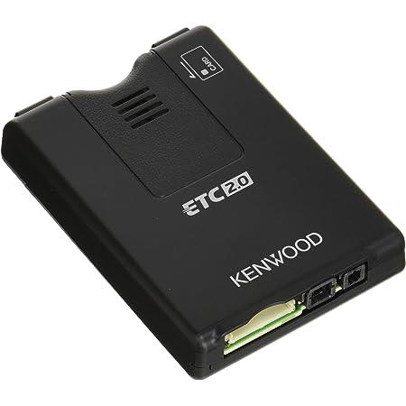 """ケンウッド(KENWOOD) """"高度化光ビーコンに対応"""" 彩速ナビ連動型ETC2.0車載器 ETC-N7000"""