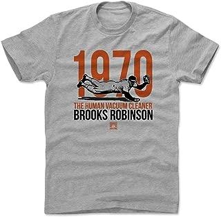 Brooks Robinson Shirt - Vintage Baltimore Baseball Men's Apparel - Brooks Robinson Catch