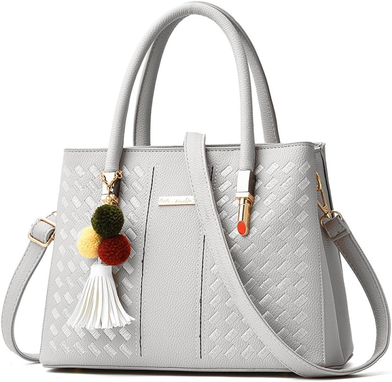 Hlh 2018 Summer Handbags Handbags Handbags Big Bag Fashion Handbags can be Shoulder to Shoulder B07KVFQ81Z  Am wirtschaftlichsten 0f1b41