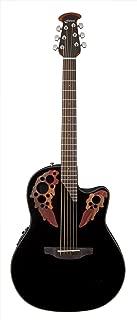 Best ovation ce44 5 acoustic electric guitar black Reviews