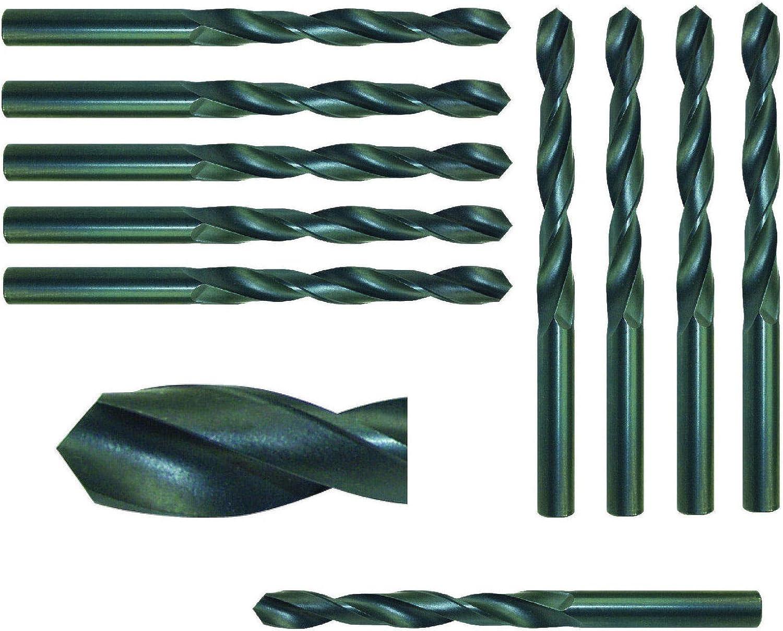 0,60 mm Spiralbohrer Edelstahlbohrer Metallbohrer Kobalt 5/% Cobalt 10 St.