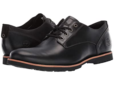 Timberland Kendrick Waterproof Oxford (Black Full-Grain) Men