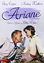 Love In The Afternoon Ariane Audio: English, Spanish - Regions 2