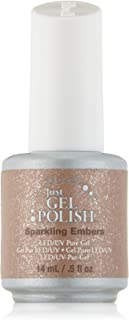 IBD Just Gel Nail Polish, Sparkling Embers, 0.5 Fluid Ounce