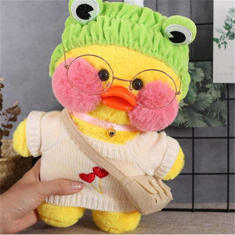 Wuyuana Plush Toys Stuffed Animal Kawaii Toy Duck Car Popular brand in the world Cafe Baltimore Mall